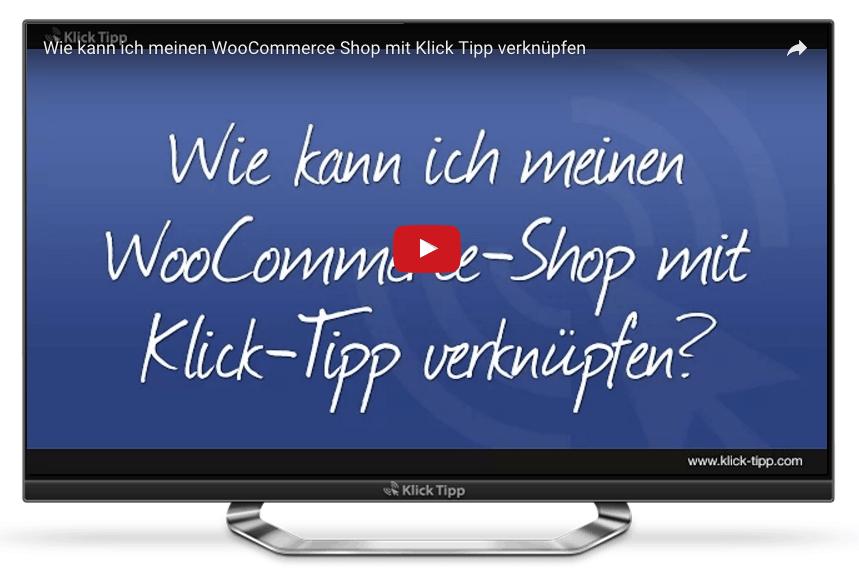 Quick-Install-Video von Klick-Tipp
