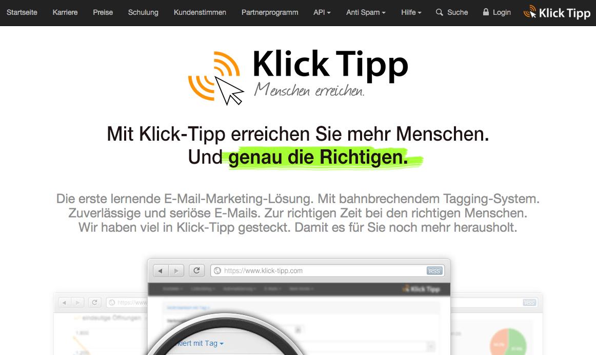 klick-tipp_startseite
