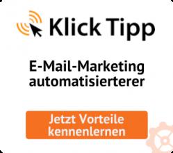 Klick-Tipp Vorteile kennen lernen